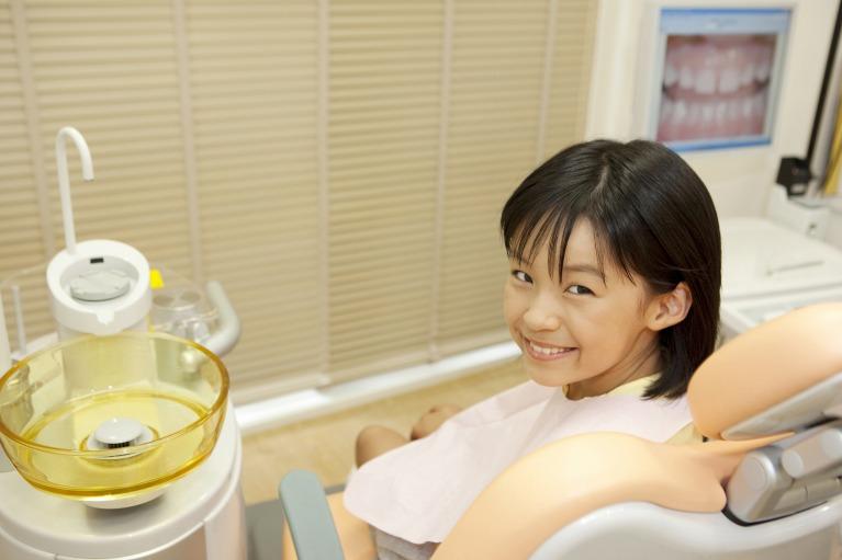 歯医者さんを嫌いにさせない治療